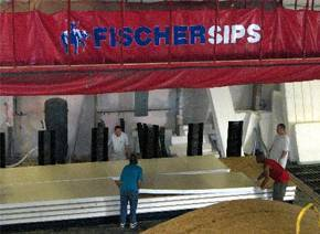 Loading Bag for FischerSIPS Structural Insulated Panels